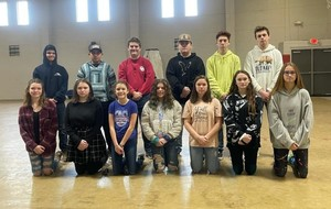 Band students named to region honor band